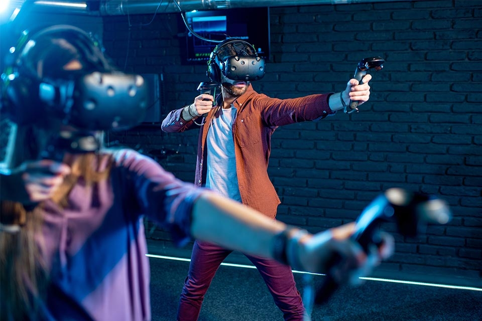 Experiential Entertainment AR/VR