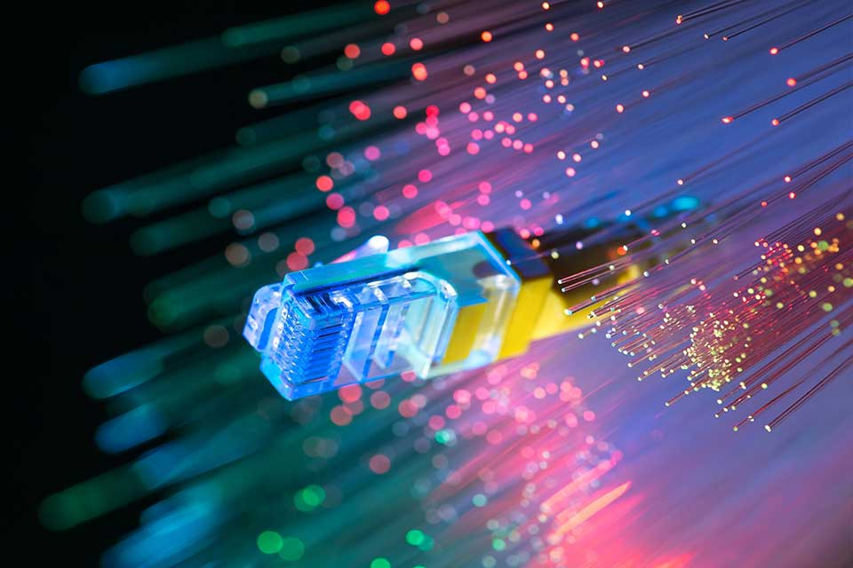 Fibre Optic - Connecting Surrey