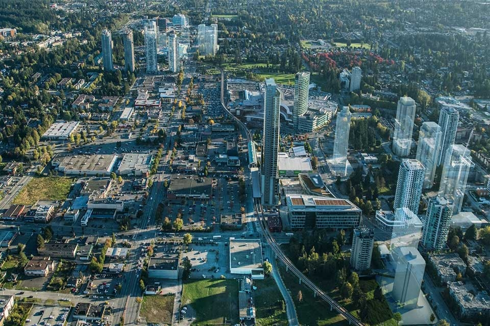 Surrey City Centre Development