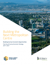 Economic Strategy - Realizing Surrey's Economic Opportunities