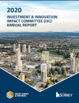 Surrey Investment & Innovation Impact Committee 2020 Annual Report