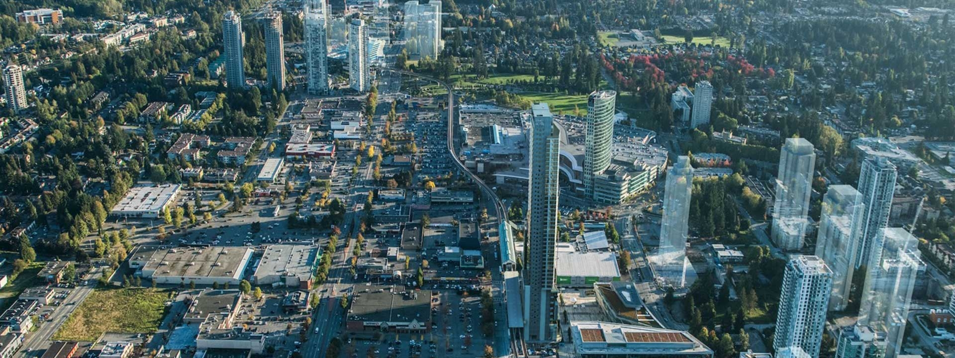 Surrey BC Future Developments