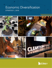 City of Surrey Economic Diversification Strategy 2016