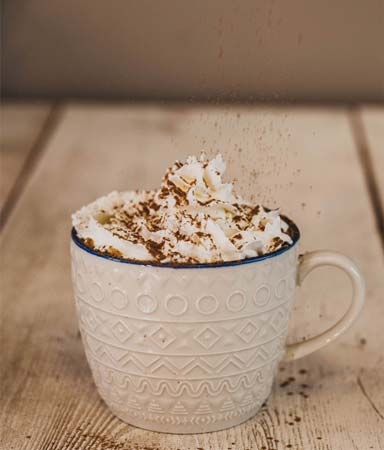 Rustic Rooster Hot Chocolate