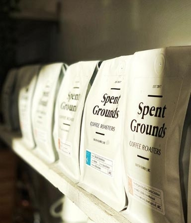 Spent Grounds Coffee Roasters