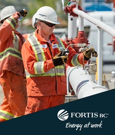 Surrey Highly Qualified Professionals FortisBC