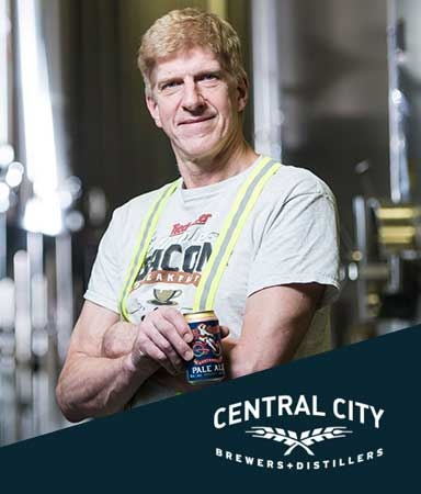 Surrey HQP Central City Brewers & Distillers Gary